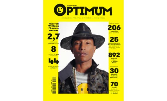 Laurent Rignault, fondateur de SOS-e-reputation, est interviewé dans le dernier numéro de L'OPTIMUM !