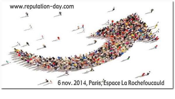 SOS-e-reputation participera au prochain Reputation-Day 2014 le 6 novembre. Retrouvez Laurent Rignault, son fondateur, lors de la table ronde sur la gestion du capital réputationnel